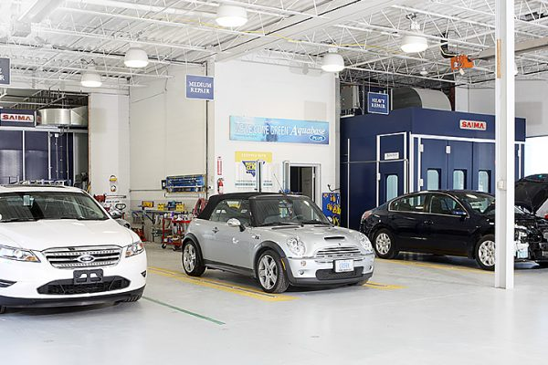 Supreme Collision Garage
